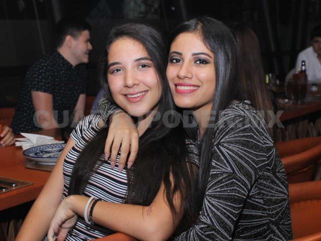 Noche de fiesta para Camila