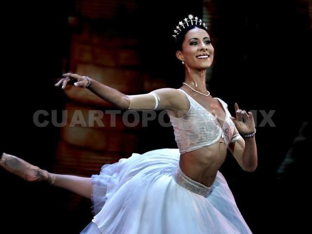 Elisa Carrillo pide más impulso a la cultura en el país
