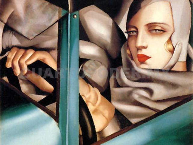 Tamara de Lempicka expone en Madrid