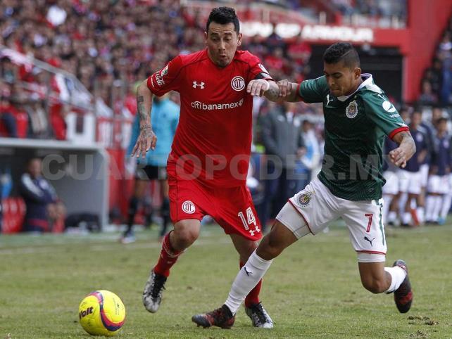 Chivas va por victoria en casa del Toluca