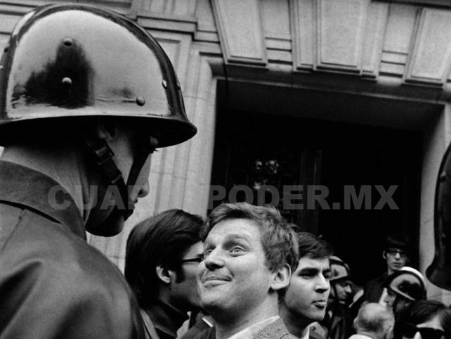 Abren muestra fotográfica sobre mayo del 68