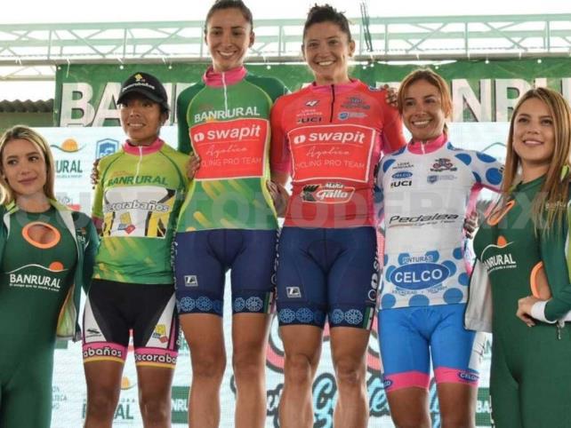Prieto se corona en Vuelta Ciclista
