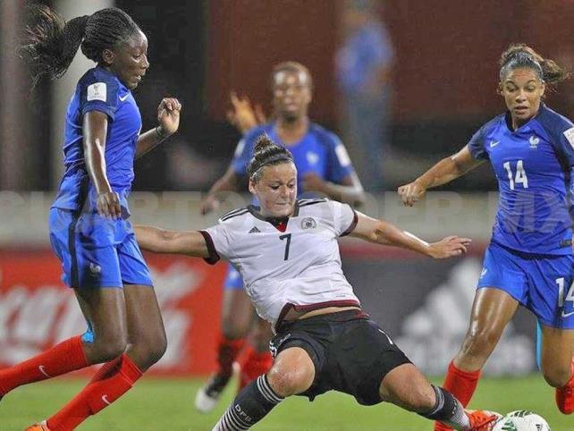 Francia sub 20 derrota 3-1 a Ghana