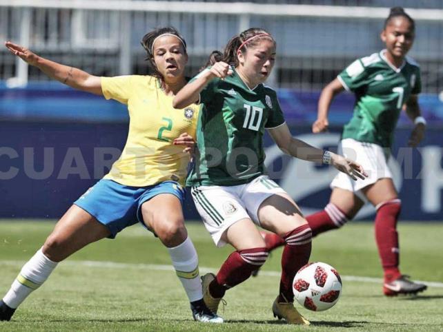 """""""Tri"""" debuta con triunfo ante Brasil"""