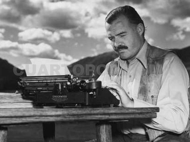 Relato inédito de Hemingway escrito en 1956