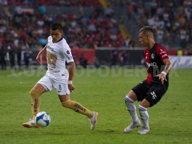 Pumas, Cruz Azul y Monterrey siguen en la cima