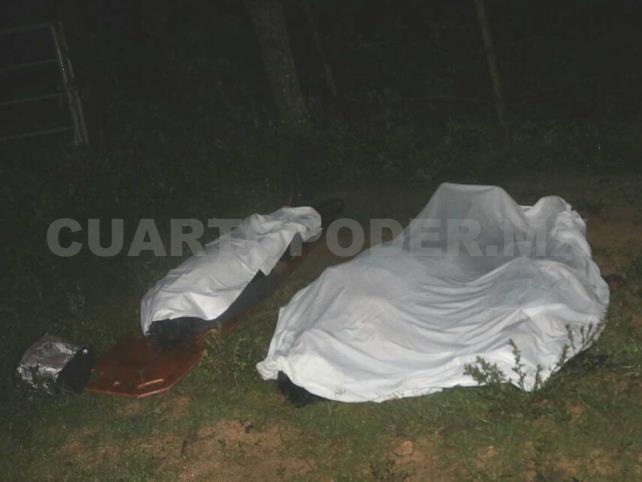 Mueren cuatro personas arrastradas por un río
