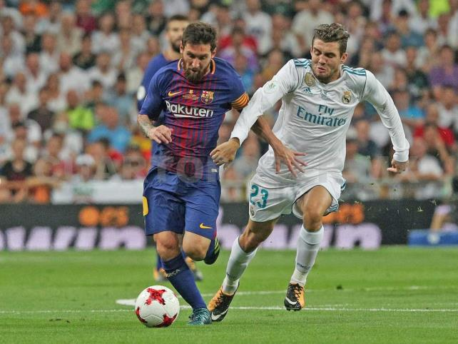 Kovacic ya entrena con Real Madrid