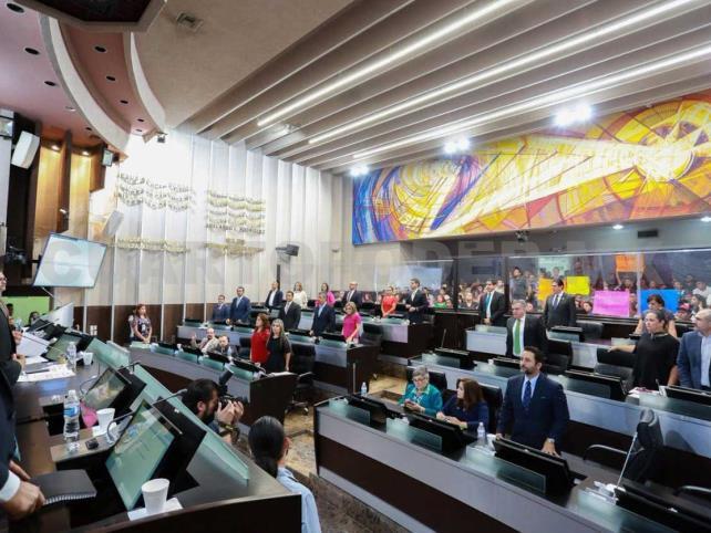 Aprueban veto del Ejecutivo estatal al presupuesto