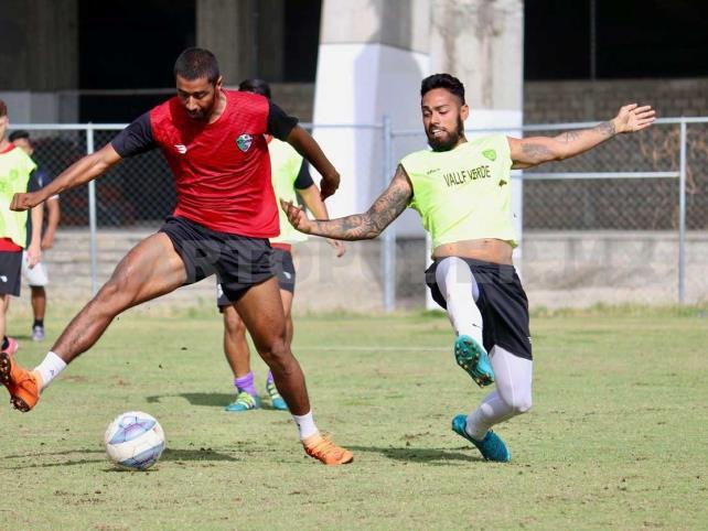 Tuxtla FC se mantiene entrenando en el VMR
