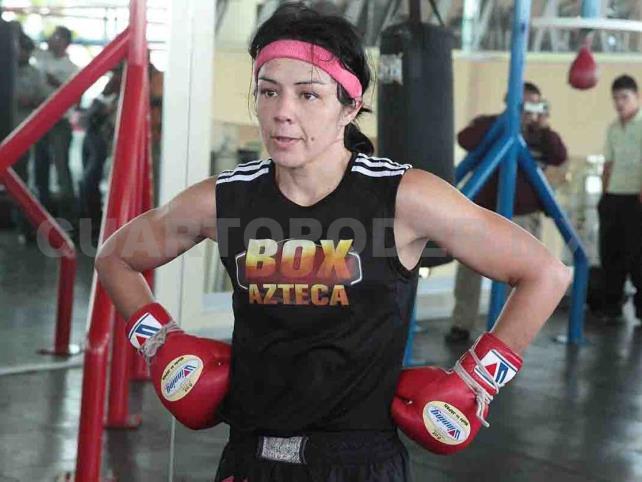 Jackie Nava, ansiosa por su regreso al ring
