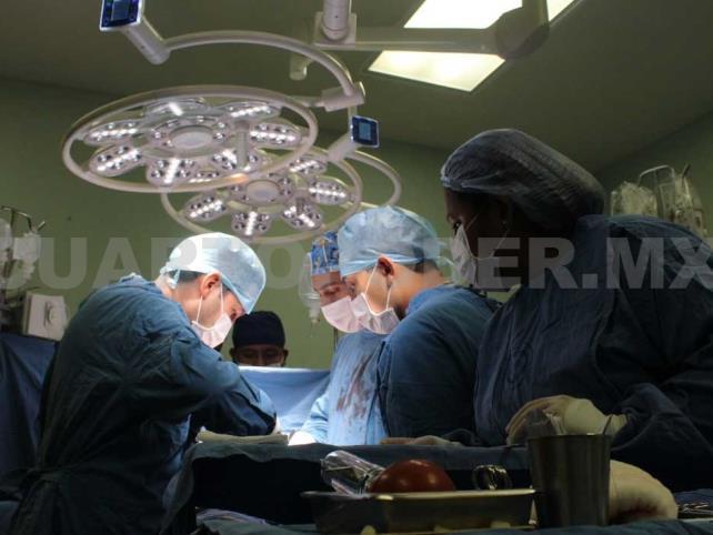 Realizan segunda donación múltiple de órganos