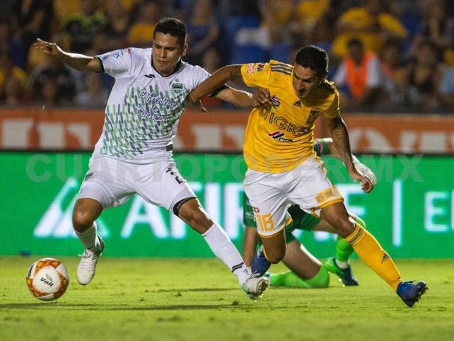 Cafetaleros empata ante Tigres en J3