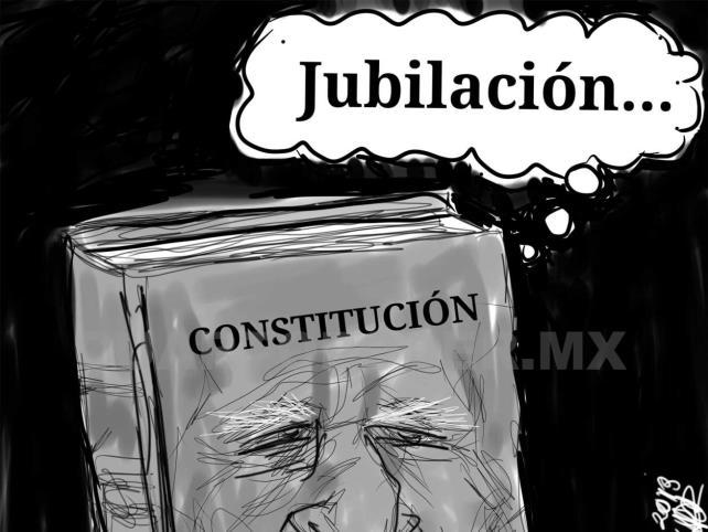 El fantasma de la nueva Constitución