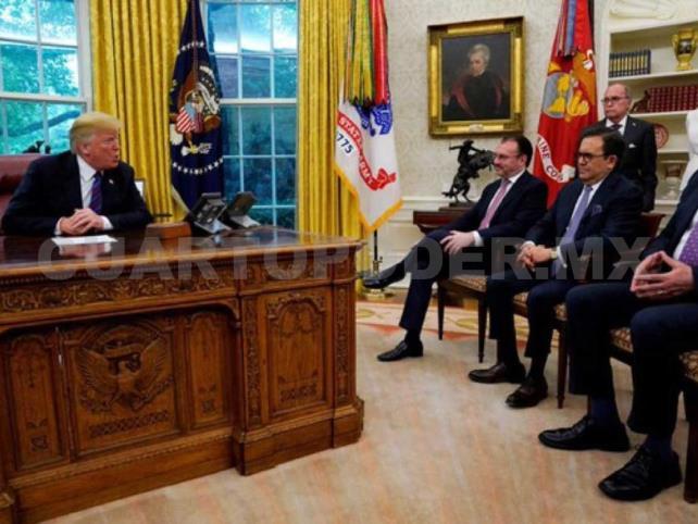 México y EUA logran acuerdo comercial