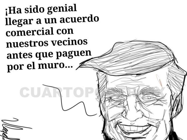"""Exitosa conclusión """"inconclusa"""" del TLCAN"""