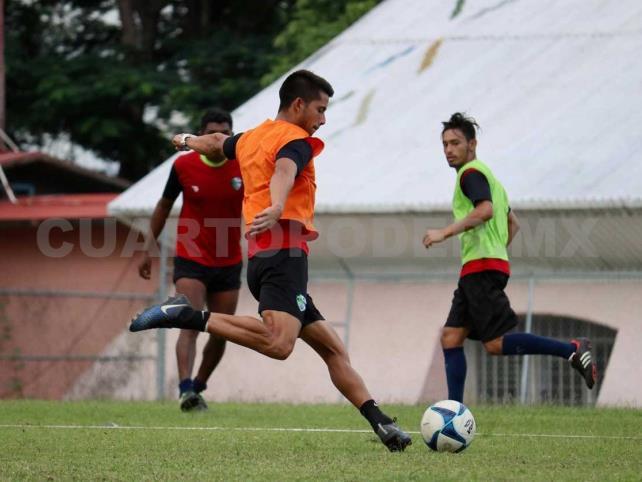 Tuxtla FC se prepara para la siguiente jornada