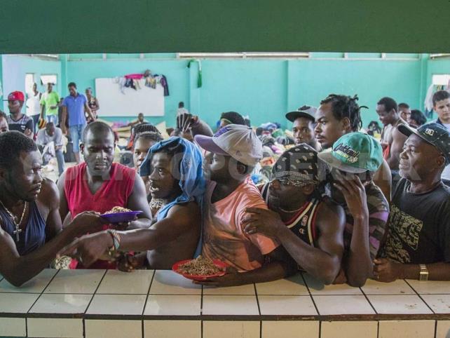 Anuncian plan de retorno de migrantes haitianos