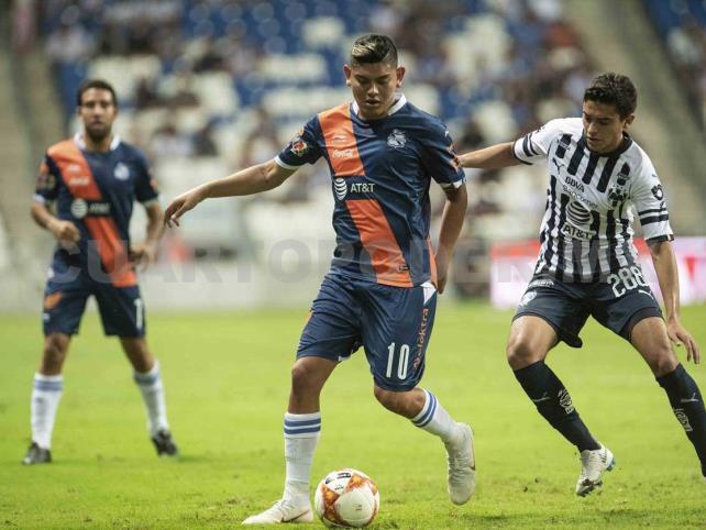Puebla, a retomar la victoria ante Monterrey