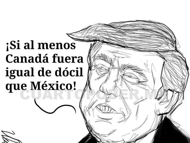 TLCAN: Trump necesita