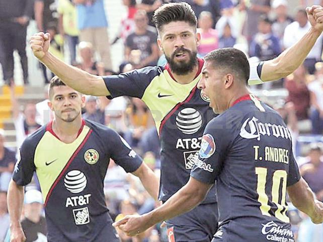 América volvió al triunfo y sentenció a Palencia
