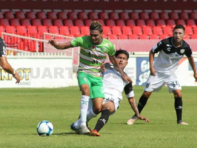 Tuxtla FC vence a Albinegros en la J2