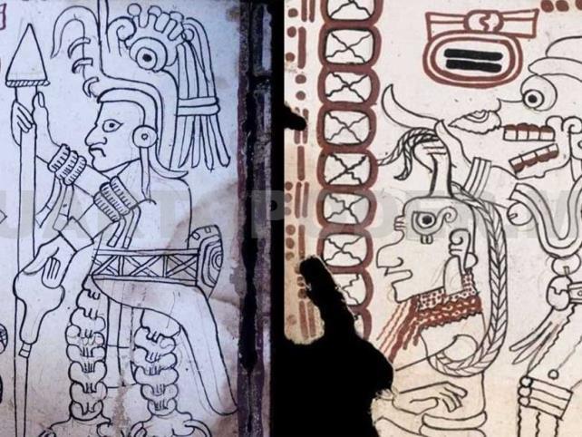Confirma el INAH: códice Grolier es auténtico