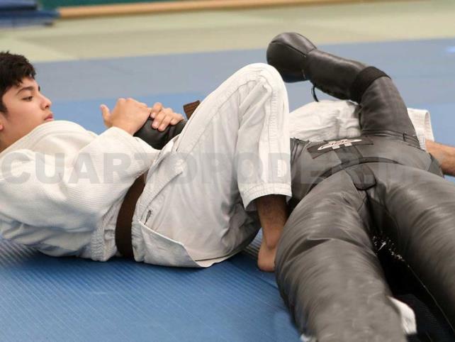 Bryan Aburto competirá en Mundial