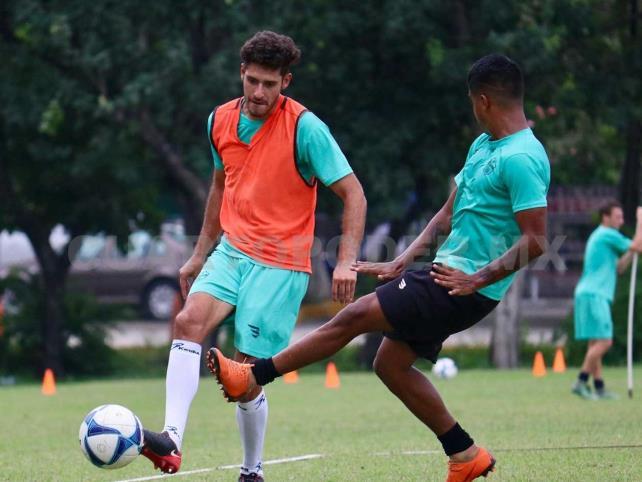 Tuxtla FC trabaja a tope para el fin de semana