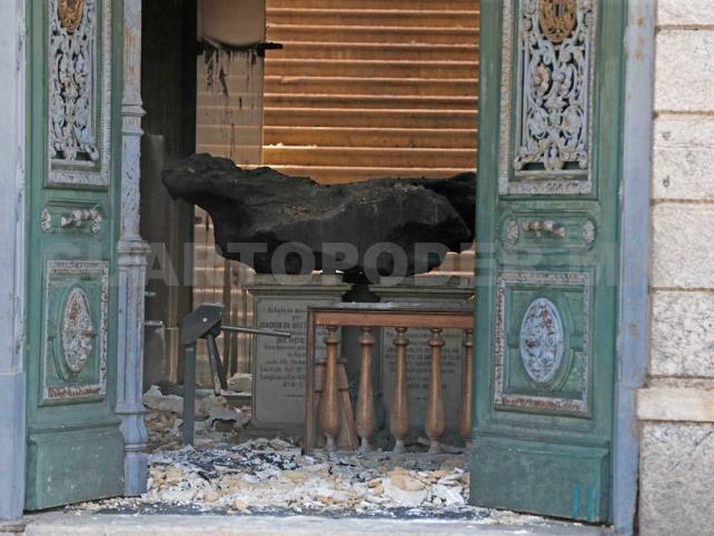 Unesco ofrece ayuda al museo incendiado en Brasil