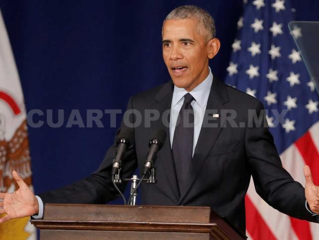 Obama pide recuperar cámara baja