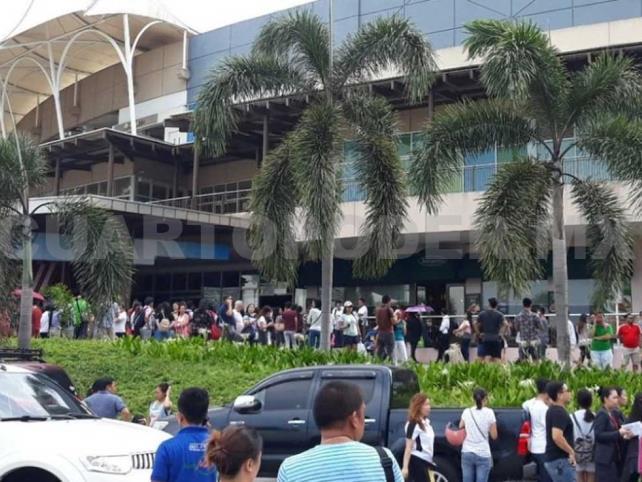 Un sismo de 6.4 sacude el sur de Filipinas