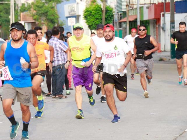 Más de mil participantes en la Carrera del Icheja
