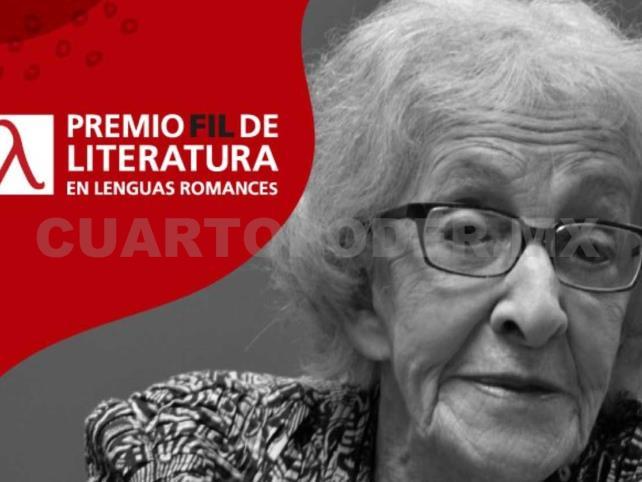 Ida Vitale gana Premio en Lenguas Romances