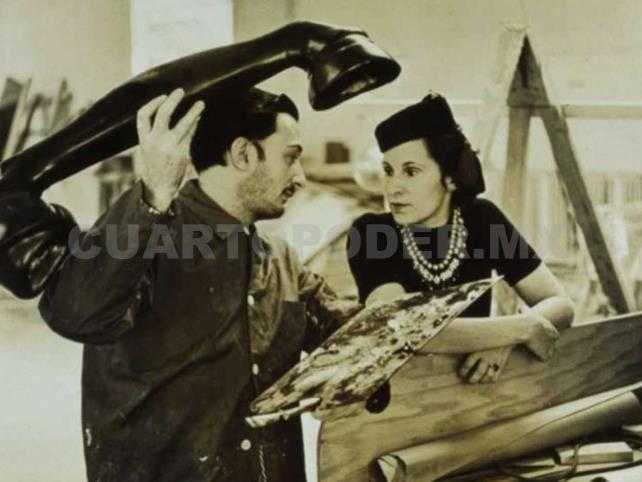 Exhiben las primeras obras surrealistas de Dalí
