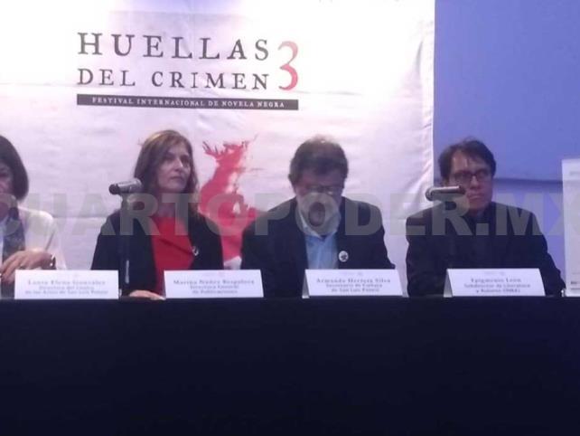 Festival de Novela Negra explora mente criminal