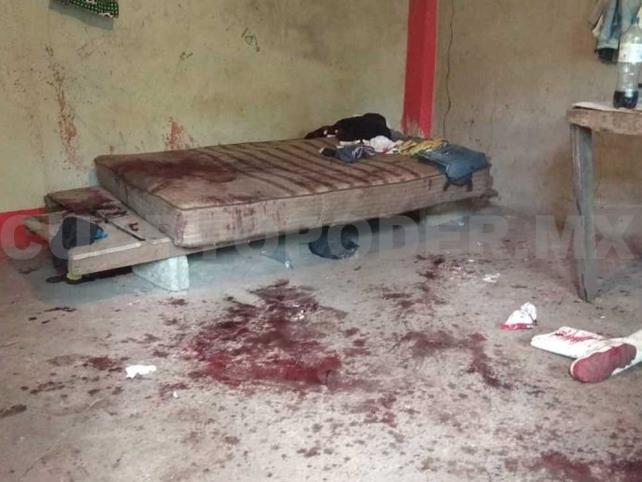 Asesinan a machetazos a jornalero guatemalteco
