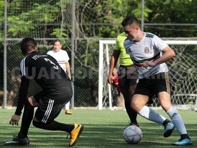 Novato supera a DTS Atlético en fecha 13