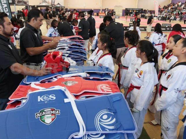 Panamericano, presente en Academia Conade