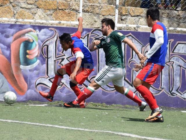 Deportivo US lidera el Torneo Bonampak