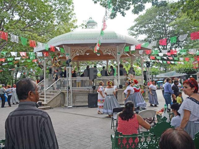 Parque de la Marimba cumple 25 años