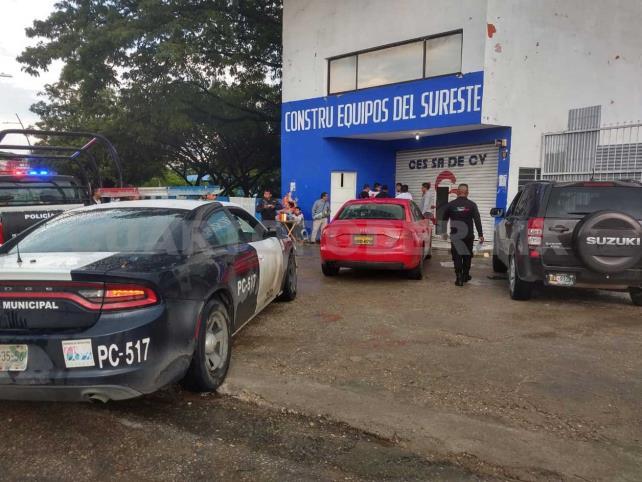 A martillazos le arrebataron más de 130 mil pesos en Tuxtla