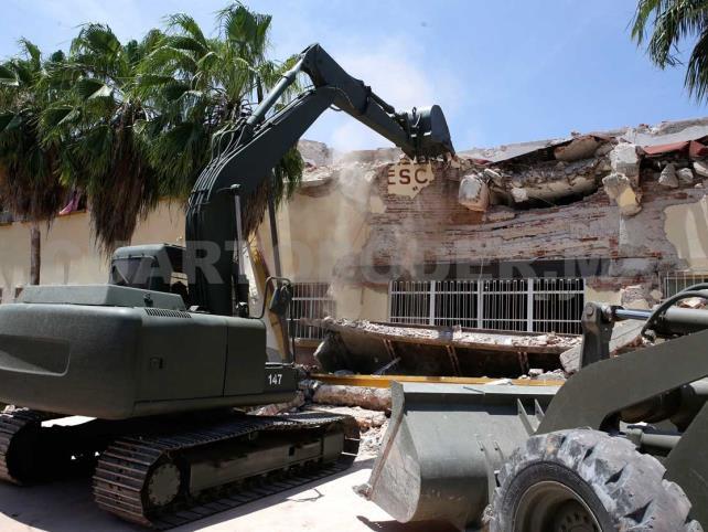 Gobierno invierte 18 mil 198 mdp en reconstrucción