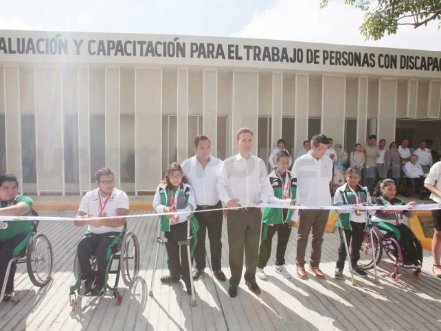 Centro de Capacitación de personas con discapacidad