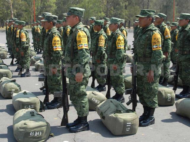 Ejército activa Plan DN-III-E en Chiapas