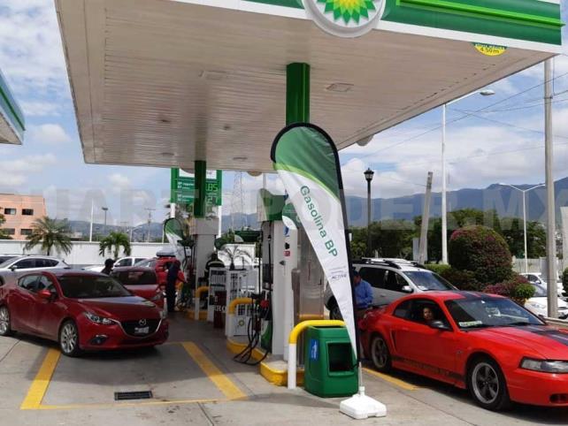 Nuevas gasolineras con candados de litros exactos