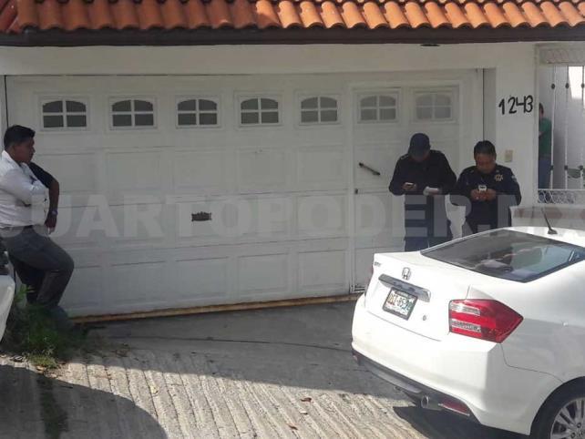 Hombre se ahorca al interior de su casa