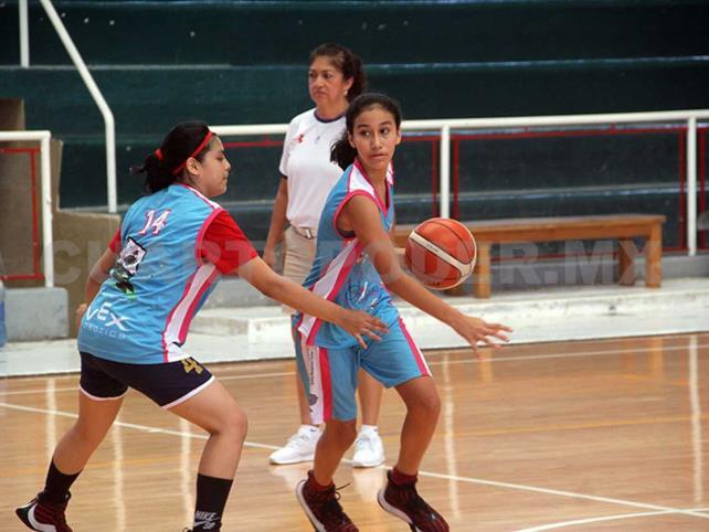 Chiapas al Campeonato Nacional U14 femenil