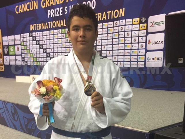 Julián Gutiérrez es eliminado en -100 kilogramos