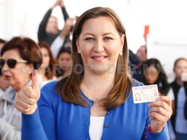 Ratifican triunfo de Martha Erika Alonso